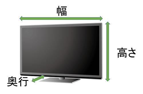 らくらく 家財 宅急便 テレビ
